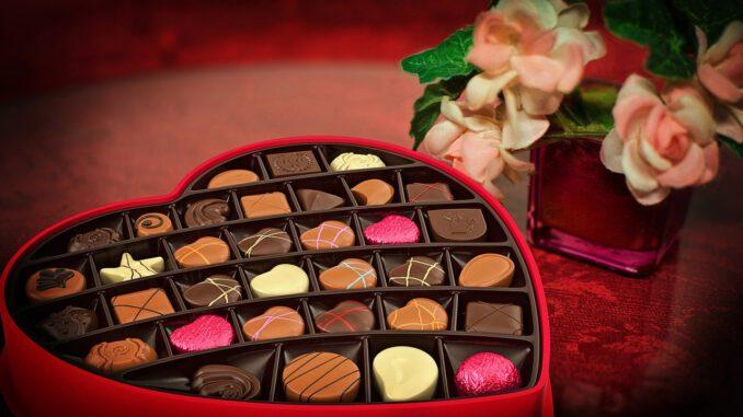 bedankt chocolade versturen